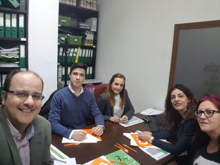 Nos hemos reunido con Ciudadanos en Zaragoza