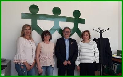 Nos hemos reunido con los candidatos del PAR de Huesca