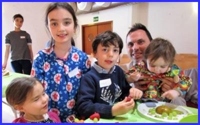 «Come y sana» taller de cocina creativa y saludable en Huesca