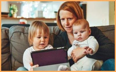 7 de cada 10 madres de familia numerosa creen que el ser mujer y tener varios hijos ha dificultado su acceso al empleo