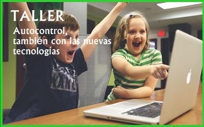Taller en Huesca: Autocontrol, también con las nuevas tecnologías