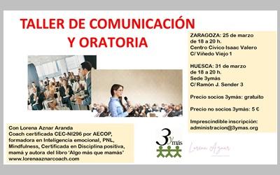 Taller de comunicación y oratoria