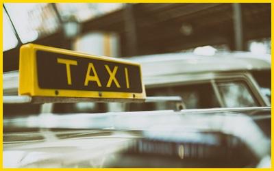 Los taxistas de Zaragoza cambian sus tarifas temporalmente durante la crisis