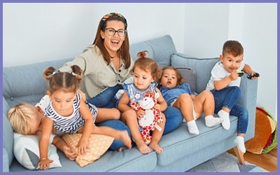 Criticamos que el nuevo complemento por maternidad en la pensión reconozca sólo hasta el cuarto hijo