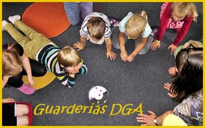 Proceso de admisión guarderías DGA 2021-22