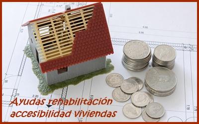 Ayudas para la rehabilitación de accesibilidad en viviendas
