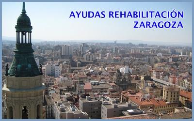 Ayudas del Ayuntamiento de Zaragoza para la rehabilitación de viviendas