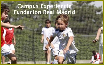 Sorteo de una plaza para el Campus Experience del Real Madrid
